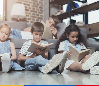Unidade Social da Liga Solidária realiza Projeto Especial para Incentivo à leitura