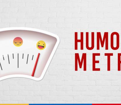 """Conheça o """"Humorômetro"""", um projeto especial de educação emocional e expressão"""