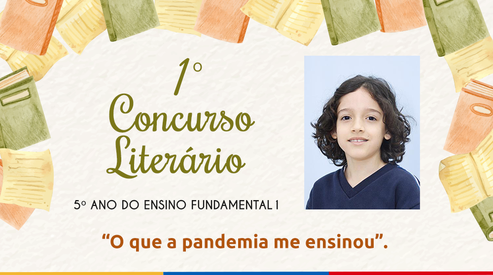 1º Concurso Literário: Confira o texto do aluno Arthur Ribeiro